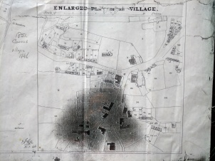 1846 map of Corston